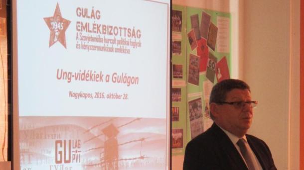 Ung-vidékiek a Gulágon- konferencia