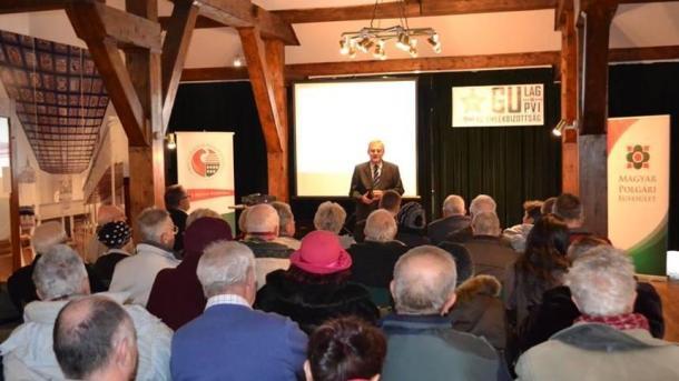 Konferencia Nagyváradon
