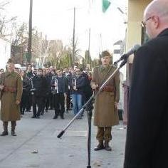 Emléktábla Sopronkőhidán