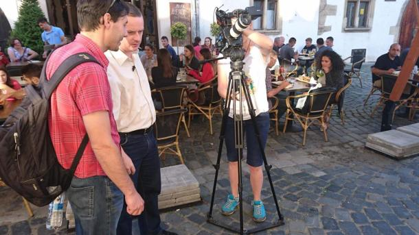 Miért éppen Kolozsvár?-Dokumentumfilm