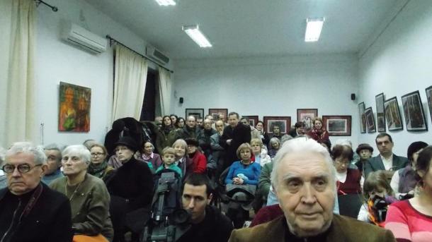 Memento – egyéni képzőművészeti kiállítás Nagyenyeden és Kolozsváron
