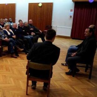 19, 9, 90 - Fekete Iván a Gulágon- dokumentum film bemutató