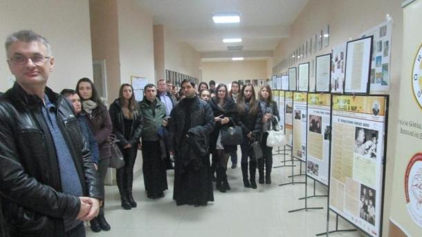 A Szolyvai Emlékpark  állandó és vándor-kiállításának megvalósítása