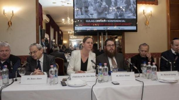 Zsidó és a Gulág - politikai foglyok és kényszermunkások története – Konferencia Budapest