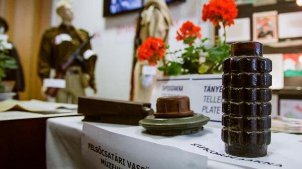 Kiállítás Szombathelyen