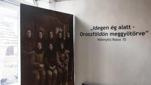"""Az """"Elhallgatott történelem"""" megismertetéséért - Kiállítás látogatás és kegyeleti út"""