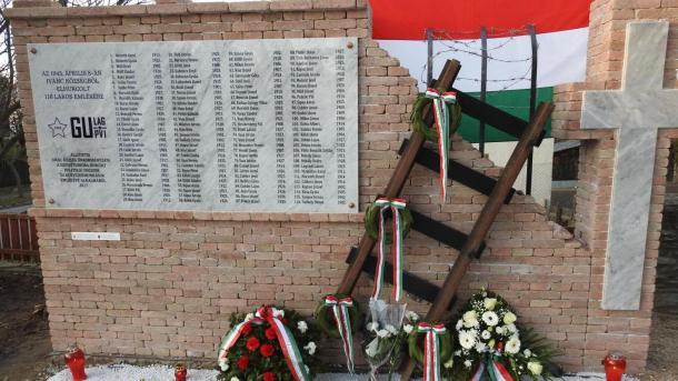 Emlékmű Iváncon