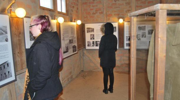 Szolnokiak kirándulása,- a Szovjetunióba elhurcoltak emlékére