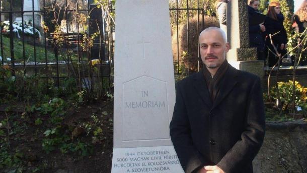 Emlékmű avatás és konferencia Kolozsváron
