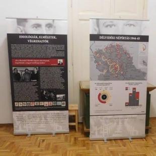 """1945, a """"nulla év"""" története a csongrádi járásban – a megszállás és áldozatai - Kiállítás"""