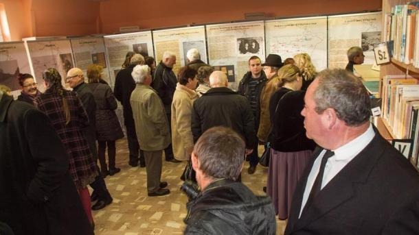 Másolat - Kiállítás tájoltatása Pest, Heves és Nógrád megyékben