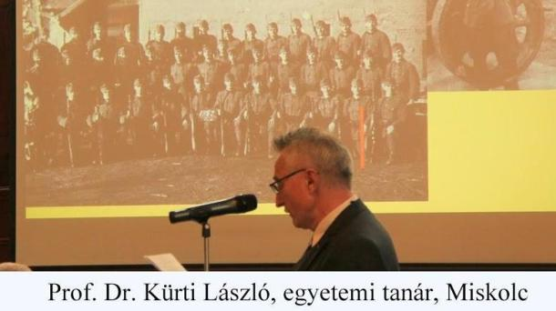 Fejezetek az elhallgatott történelemből - Konferencia