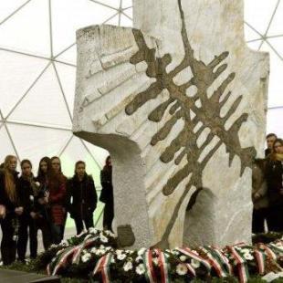 November 25. Honvéd téri megemlékezés