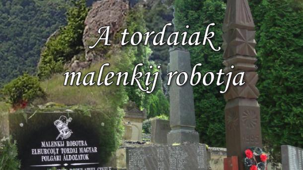 A tordaiak malenkij robotja - Könyv